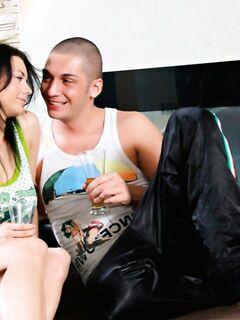 Русские подростки занялись анальным сексом, порно